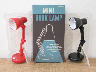 minibooklamp